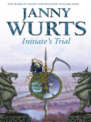 cover image of Initiate's Trial