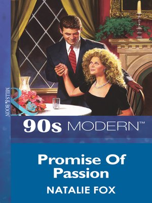 cover image of Promise of Passion