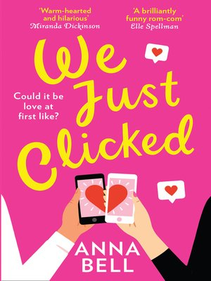 cover image of We Just Clicked