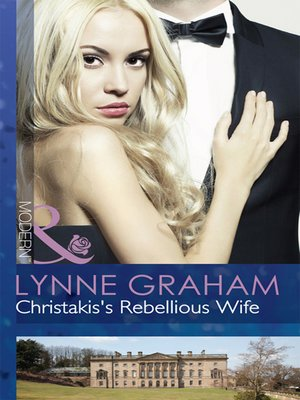 cover image of Christakis's Rebellious Wife
