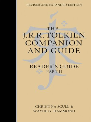 cover image of The J. R. R. Tolkien Companion and Guide, Volume 3