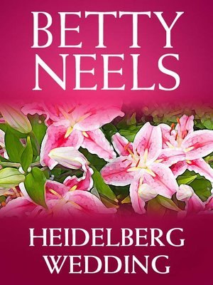 cover image of Heidelberg Wedding