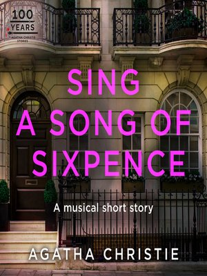cover image of Sing a Song of Sixpence