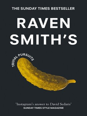 cover image of Raven Smith's Trivial Pursuits