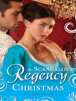 cover image of A Scandalous Regency Christmas