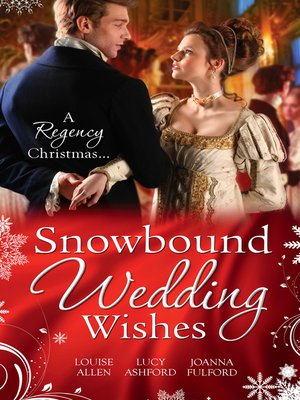 cover image of Snowbound Wedding Wishes