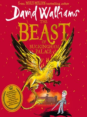 cover image of The Beast of Buckingham Palace