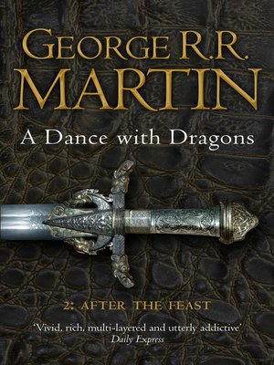 cover image of A Dance with Dragons, Part 2