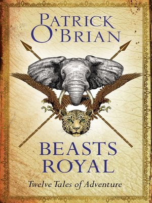 cover image of Beasts Royal