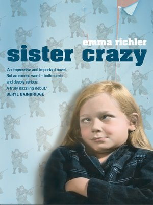 cover image of Sister Crazy