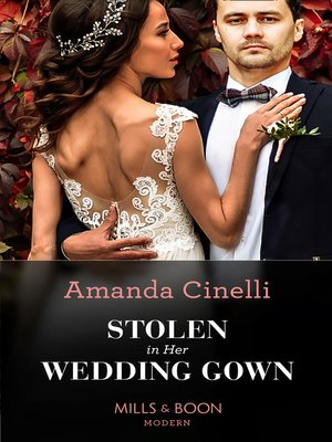 cover image of Stolen In Her Wedding Gown