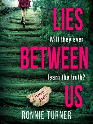 cover image of Lies Between Us