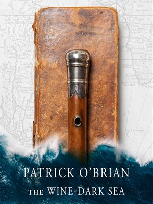 cover image of The Wine-Dark Sea