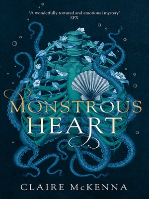cover image of Monstrous Heart