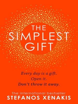 cover image of The Simplest Gift