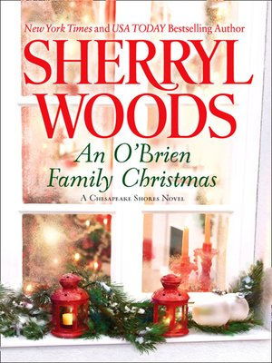 cover image of An O'Brien Family Christmas