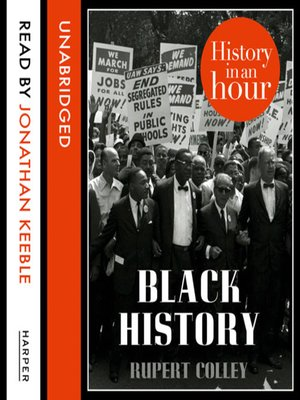 cover image of Black History