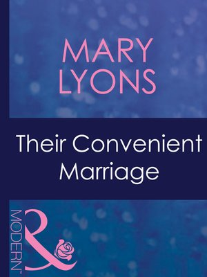 cover image of Their Convenient Marriage