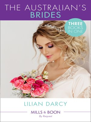 cover image of The Australians' Brides
