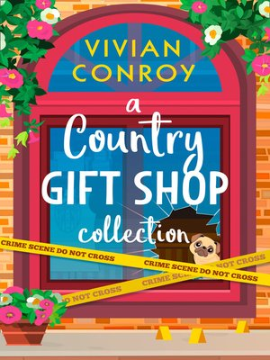 cover image of A Country Gift Shop Collection