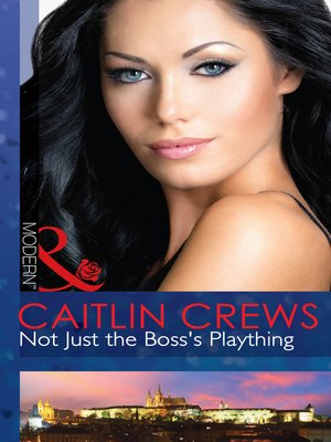 cover image of Not Just the Boss's Plaything