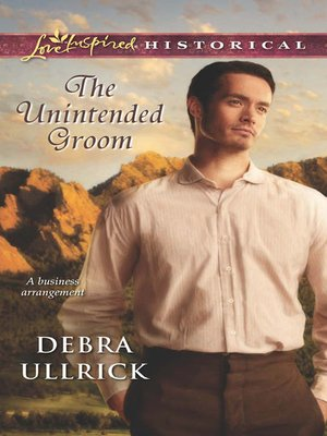 cover image of The Unintended Groom