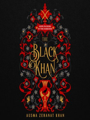 cover image of The Black Khan (The Khorasan Archives, Book 2)