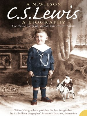 cover image of C. S. Lewis