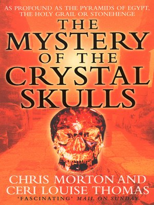 cover image of The Mystery of the Crystal Skulls
