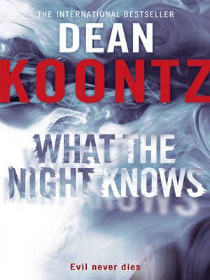 cover image of What the Night Knows