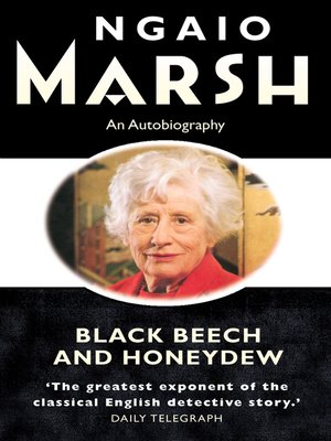 cover image of Black Beech and Honeydew