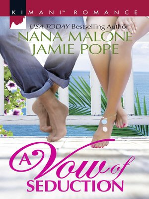 cover image of A Vow of Seduction