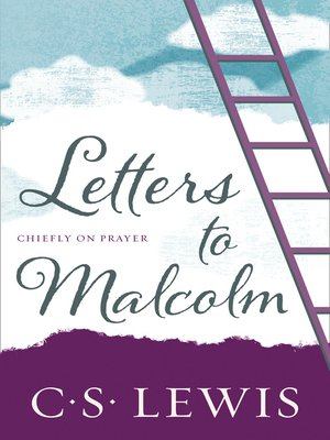 cover image of Letters to Malcolm