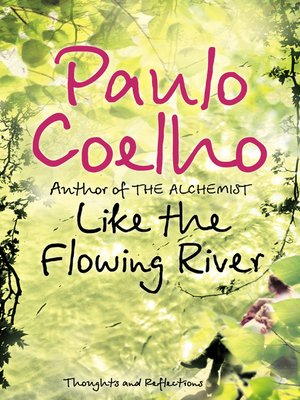 cover image of Like the Flowing River