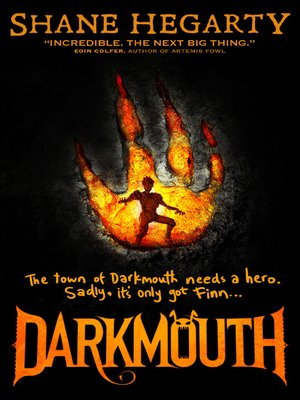 cover image of Darkmouth