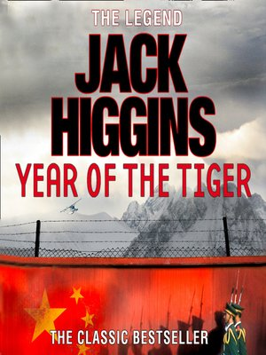 cover image of Year of the Tiger
