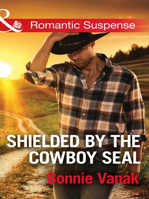 cover image of Shielded by the Cowboy Seal