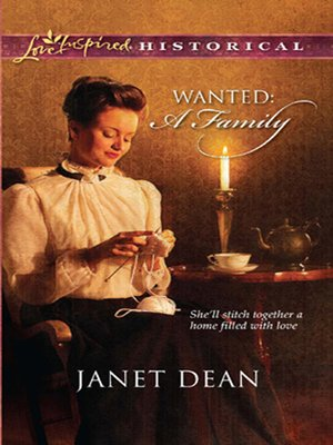cover image of Wanted: A Family