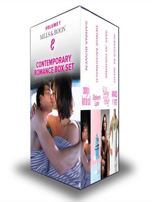 cover image of Mills & Boon E Contemporary Box Set Volume 1