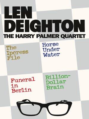 cover image of The Harry Palmer Quartet