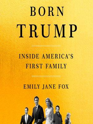 cover image of Born Trump