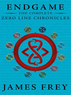 cover image of The Complete Zero Line Chronicles