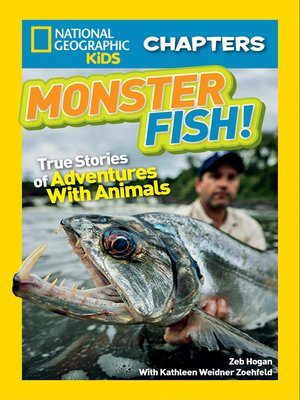cover image of Monster Fish