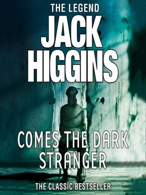 cover image of Comes the Dark Stranger