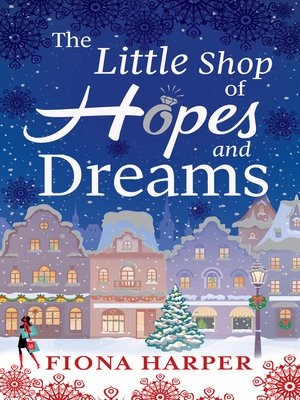 cover image of The Little Shop of Hopes and Dreams