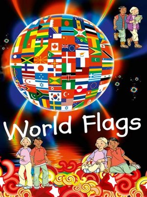 cover image of World Flags for Children