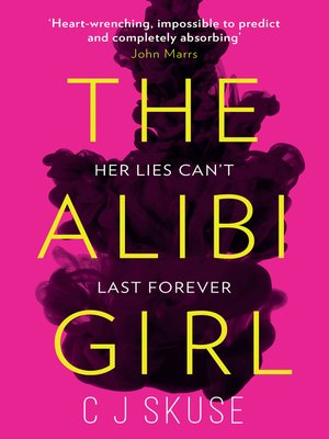 cover image of The Alibi Girl