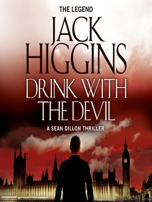 cover image of Drink with the Devil