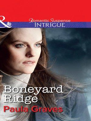 cover image of Boneyard Ridge