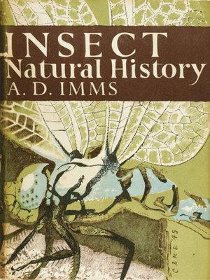 cover image of Insect Natural History